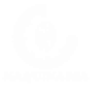 Logo MT Maquinaria color blanco